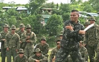 Pekiti Tirsia Recon Marines