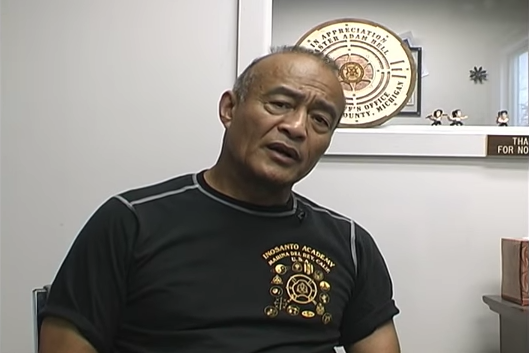 interview with guru dan inosanto fma pulse