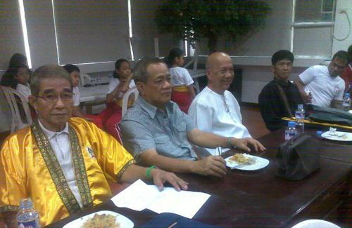 Mataw Guro Officers