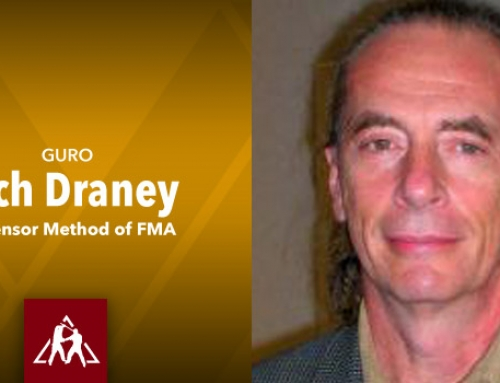Living the martial way: Guro Rich Draney
