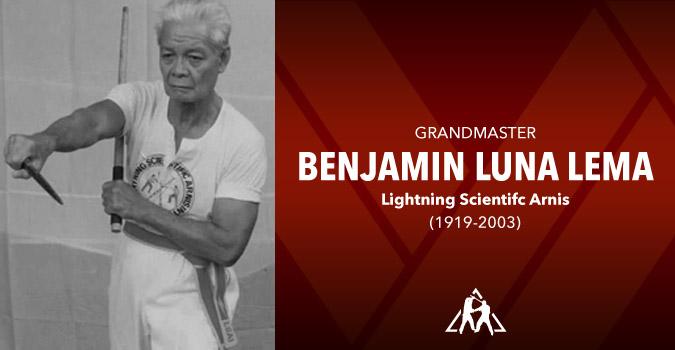 Grandmaster Benjamin Luna Lema
