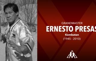 Ernesto Presas Kombatan