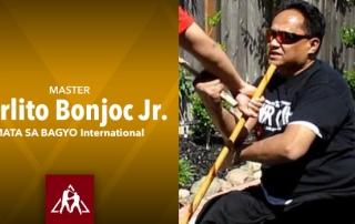 Master Carlito Bonjoc Jr.