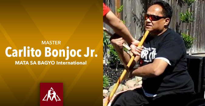 Guro Carlito Bonjoc Jr. of MATA SA BAGYO International (Audio)