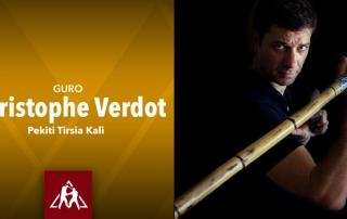 Christophe Verdot of Pekiti Tirisia Kali