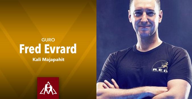 Guro Fred Evrard, Kali Majapahit