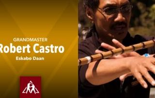 Grandmaster Robert Castro Eskabo Daan