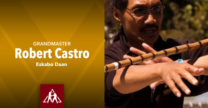 Grandmaster Robert Castro of Eskabo Daan (Video)
