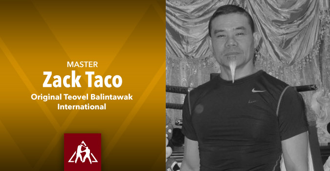 Master Zack Taco of Original Teovel Balintawak International (Audio)