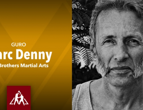 Guro Marc Denny of the Dog Brothers Martial Arts (Video)