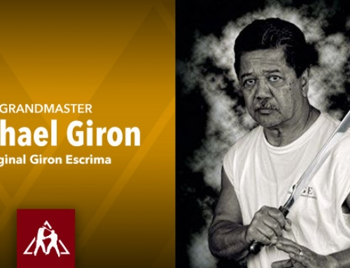 Grandmaster Michael Giron of Original Giron Escrima (video)