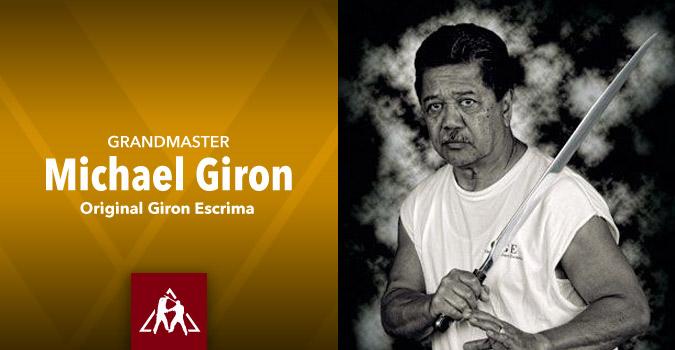 Grandmaster Michael Giron Original Giron Eskima