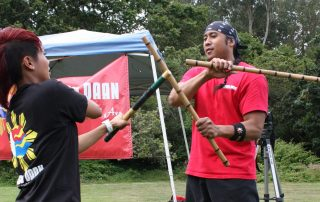 Filipino Martial Arts Sinawali