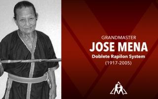 Grandmaster Jose Mena