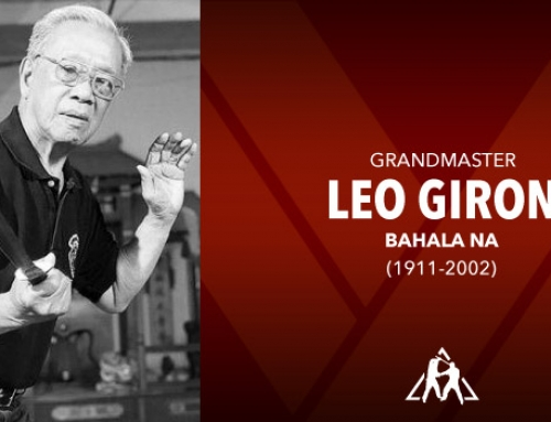 Grandmaster Leo Giron (1911-2002)