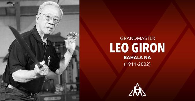 Grandmaster Leo Giron