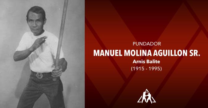 Pundador Manuel Molina Aguillon Sr. (1915 – 1995)