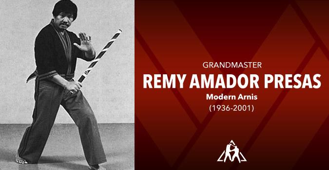 Remy Presas, Modern Arnis