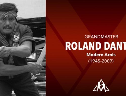 Grandmaster Roland Dantes (1945-2009)