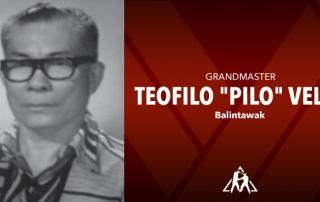 """Teofilo """"Pilo"""" Velez"""