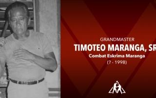 Timoteo Maranga, Sr.