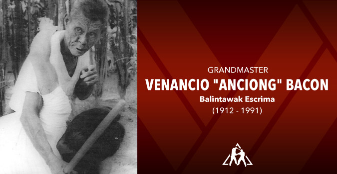 "Venancio ""Anciong"" Bacon"