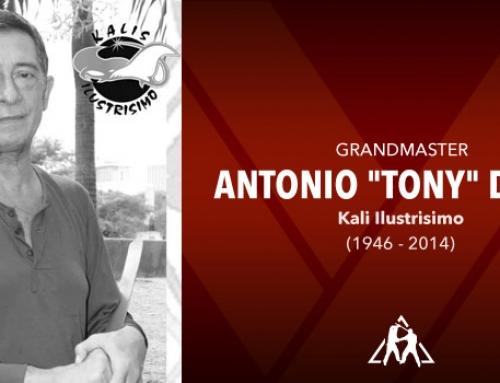 "Grandmaster Antonio ""Tony"" Diego (1946 – 2014)"