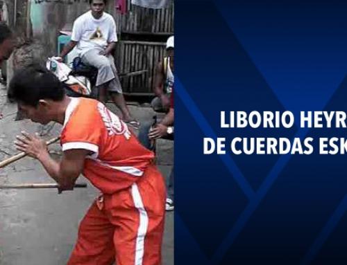Liborio Heyrosa De Cuerdas Eskrima