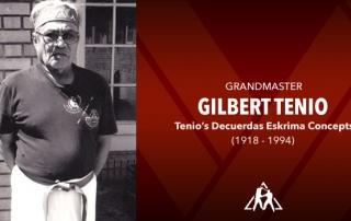 Gilbert Tenio, Tenio's Decuerdas Eskrima Concepts
