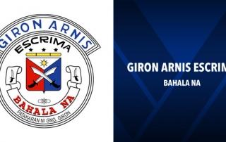 Giron Arnis Escrima