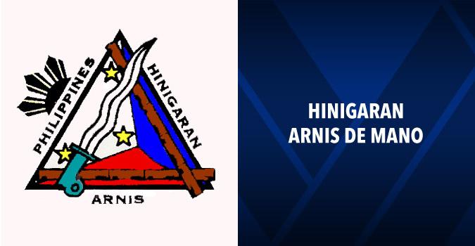 Hinigaran Arnis de Mano