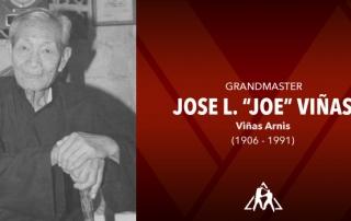"""Grandmaster Jose L. """"Joe"""" Viñas"""