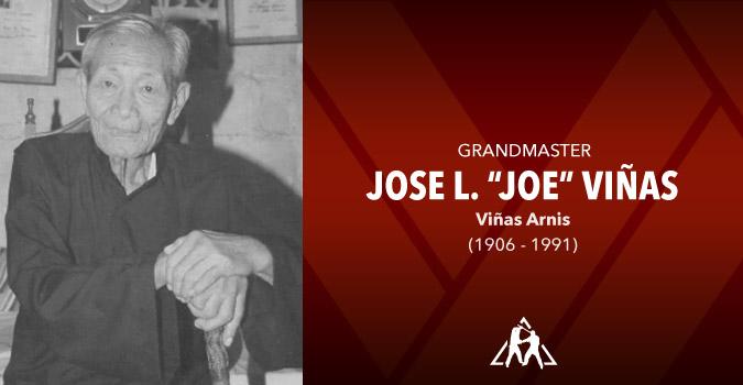 """Grandmaster Jose L. """"Joe"""" Viñas (1906 – 1991)"""