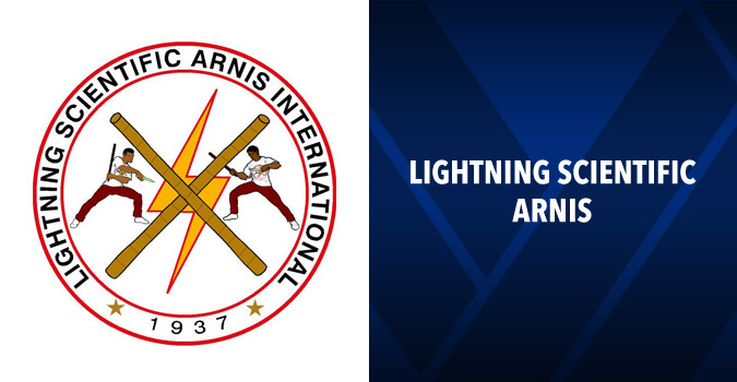 Lightning Scientific Arnis