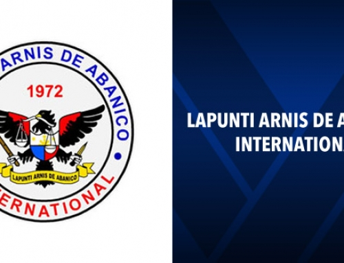 Lapunti Arnis de Abanico International