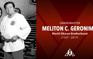 Grandmaster Meliton Geronimo, World Sikaran Brotherhood