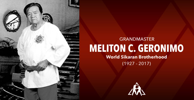 Grandmaster Meliton Geronimo, World Sikaran Brotherhood