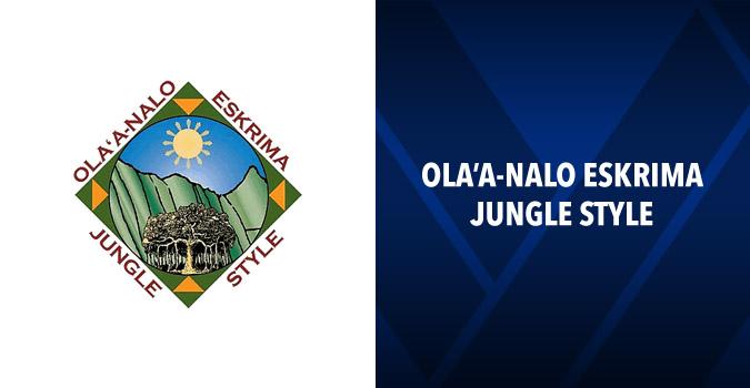 Ola'a-nalo Eskrima Jungle Style