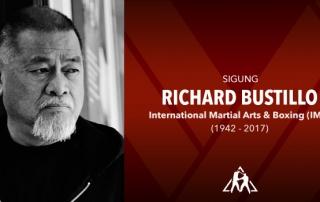 Sigung Richard Bustillo