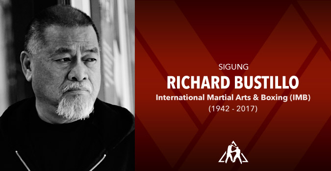 Sigung Richard Bustillo (1942 – 2017)