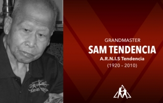 Sam Tendencia, A.R.N.I.S Tendencia