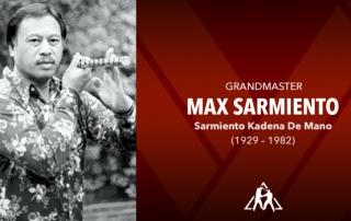Max Sarmiento, Kadena de Mano