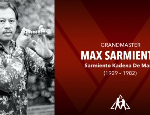 Grandmaster Max Sarmiento (1929 – 1982)