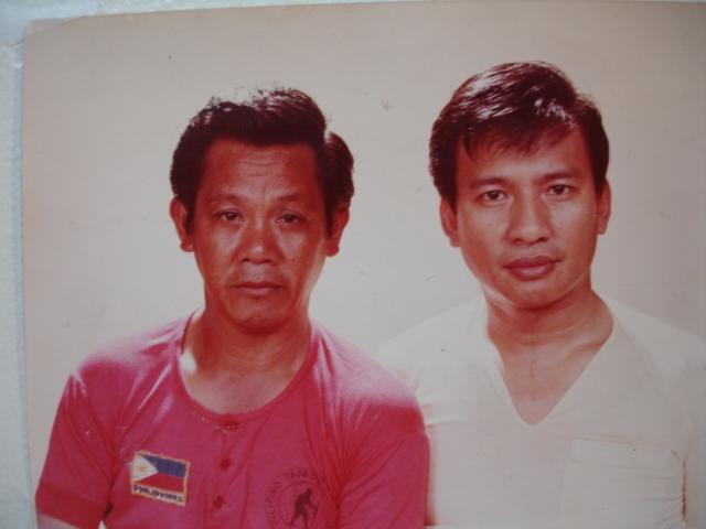 Master Tan w/ GM Nono Mamar - Tapado