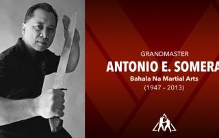Grandmaster Tony Somera, Bahala Na Martial Arts