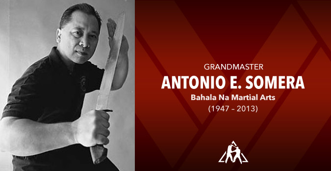 Grandmaster Tony Somera, Bahala Na Martial Arts